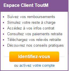 ouverture espace client TOUTM