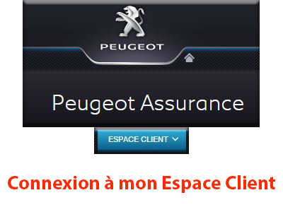 comment se connecter l 39 espace client peugeot assurance. Black Bedroom Furniture Sets. Home Design Ideas