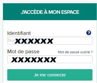 accès espace web mercer