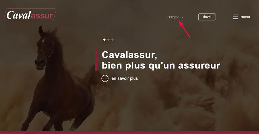 cavalassur.com mon espace adhérent