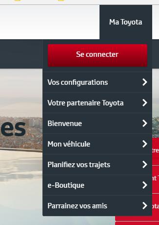 espace client toyota.fr