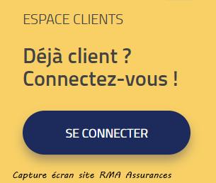 acces compte rma assurance