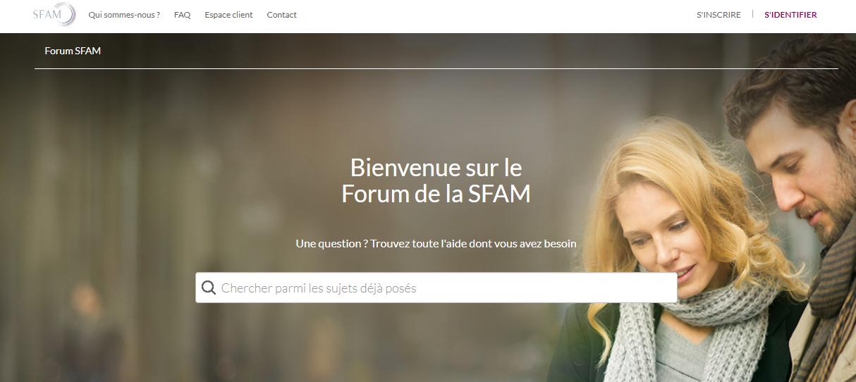 forum sfam assurance