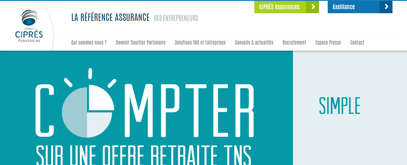 site cipres.fr