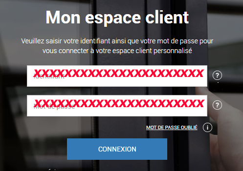 connexion compte areas mutuelle