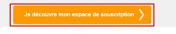 acces espace sousription