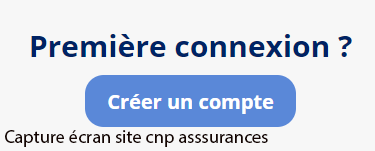 inscription compte cnp assurance