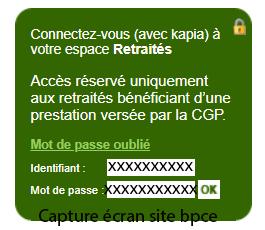 acces espace client bpce mutuelle