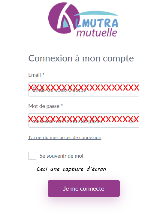 acces compte almutra mutuelle