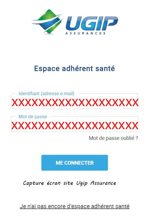 acces espace ugip assurance