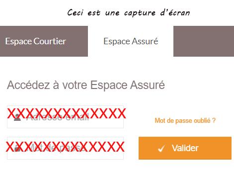 acces espace client Utwin