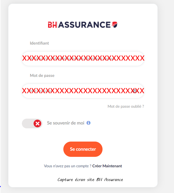 connexion espace bh assurance