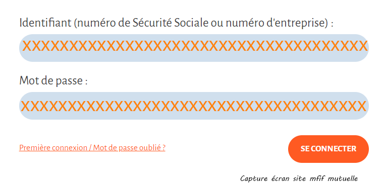 acces espace client mfif mutuelle