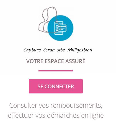 acces espace milligestion