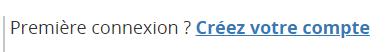 creer compte client Camacte